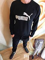 031af593c53 Спортивный костюм мужской 50 52 54 серый черный турецкая двухнить трикотаж