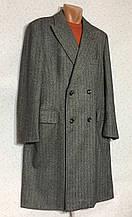 Пальто твидовое двубортное AUSTIN REED (52)