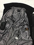 Пальто- куртка на молнии шерстяное SAND (56,58), фото 9