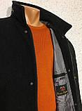 Пальто- куртка на молнии шерстяное SAND (56,58), фото 2