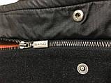 Пальто- куртка на молнии шерстяное SAND (56,58), фото 6