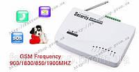 Комплект беспроводной сигнализации Alarm GSM G01(пластиковый пульт) с иммунитетом на животных до 10кг