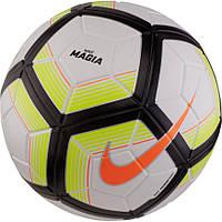 Мяч футбольный Nike Team Fifa Magic №5 SC3253-100 Белый (888411333784)