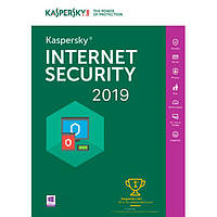 KASPERSKY INTERNET SECURITY 2019 1пк 1 год