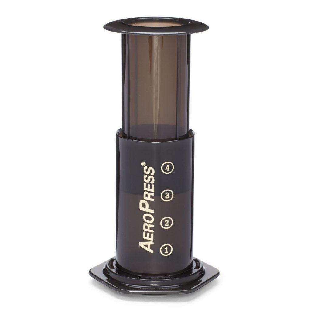 Аэропресс для кофе (AeroPress) 240 мл черный
