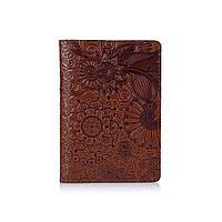 Обложка для паспорта HiArt, Crystal Amber. Mehendi Art - 138844