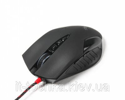 Игровая мышь a4 tech bloody v5 m black
