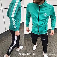 Мужской спортивный костюм  Adidas  копия