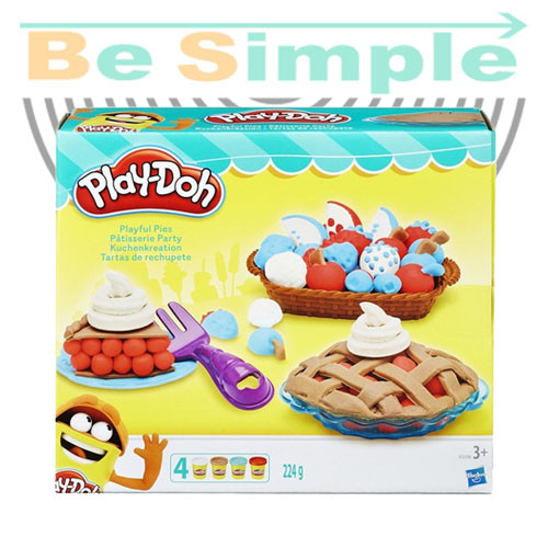 Набор для творчества Play Doh Playful Pies Set (Праздничный пирог)