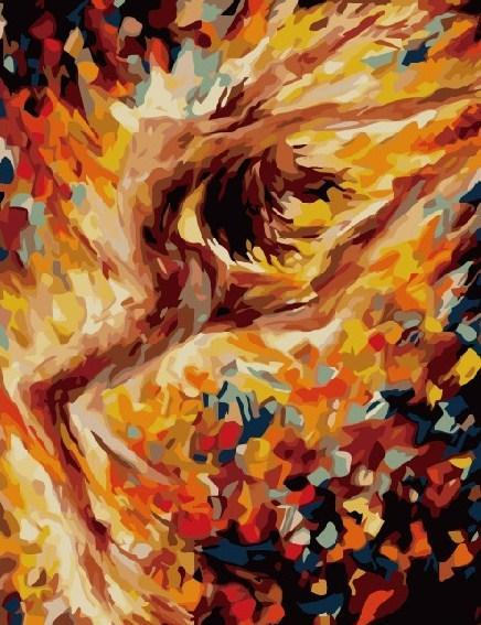Картина за номерами Магія танцю 40 х 50 см (BRM6390)