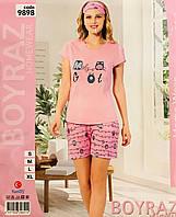Женская пижама хлопок BOYRAZ Турция размер S(44) 9898