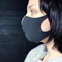 Защитная угольная маска многоразовая, 1 шт