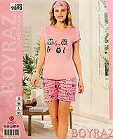 Женская пижама хлопок BOYRAZ Турция размер L(48) 9898