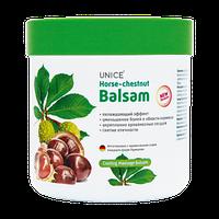 Массажный гель-бальзам с конским каштаном UNICE Horse-chestnut Balsam