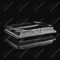 Пластиковая упаковка для суши и роллов УК-704, 356 шт/уп