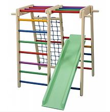 Детский спортивный комплекс для улицы и дома Спартак
