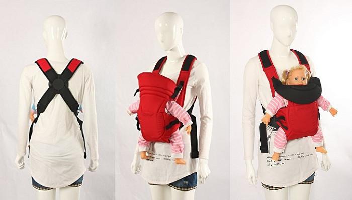 c3ff0737e749 Рюкзак Сумка Кенгуру Baby Carriers BC8004 Слинг для Переноски Детей, цена  585 грн., купить в Одессе — Prom.ua (ID#890745485)