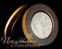 Подарочная монета с портретом