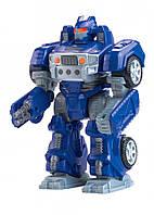 Робот М.А.R.S. на батарейках Hap-p-kid, синий (4040T-4043T-2)