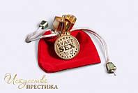 """Монета Данетка """"Облом"""" позолоченная"""
