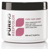 Крем для окрашенных волос 1000 мл  Keepcolor Color Care Cream Puring