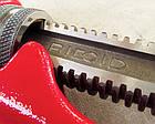 Трубный ключ с прижимной планкой RIDGID  WRENCH, 12 SPUD, фото 3