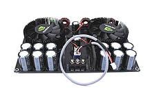 XH-M258 AC12-28V Hi-Fi 2х420w Высокомощный моно усилитель AD-класса TDA8954TH