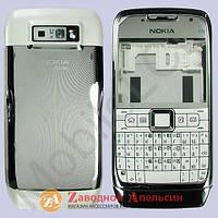 Nokia E71 корпус полный клавиатура белый