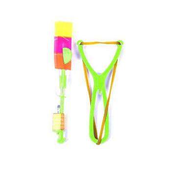 Рогатка со светящейся стрелой (зеленая) F22324