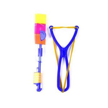 Рогатка со светящейся стрелой (синяя) F22324
