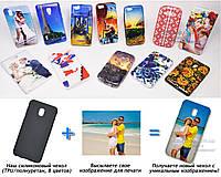 Печать на чехле для Samsung Galaxy J3 2018 J337T (Cиликон/TPU)