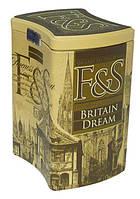 Чай цейлонский чёрный F&S  Britain Dream (Британская мечта) 200г Цейлон