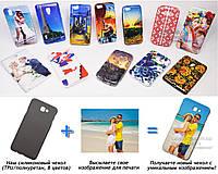 Печать на чехле для Samsung Galaxy J4 Plus 2018 J415 (Cиликон/TPU)