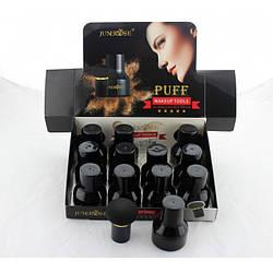 Косметичний Спонж Makeup tools B602 з ручкою і футляром