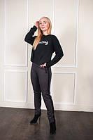 Укороченые брюки модного фасона, фото 1