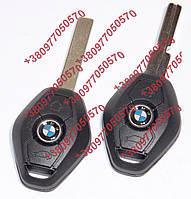 Корпус ключа бмв ромб ключ bmw ромб корпус X3 X5 e53 3 E46 5 6 7
