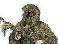 Маскировочный костюм для снайпера (Woodland)