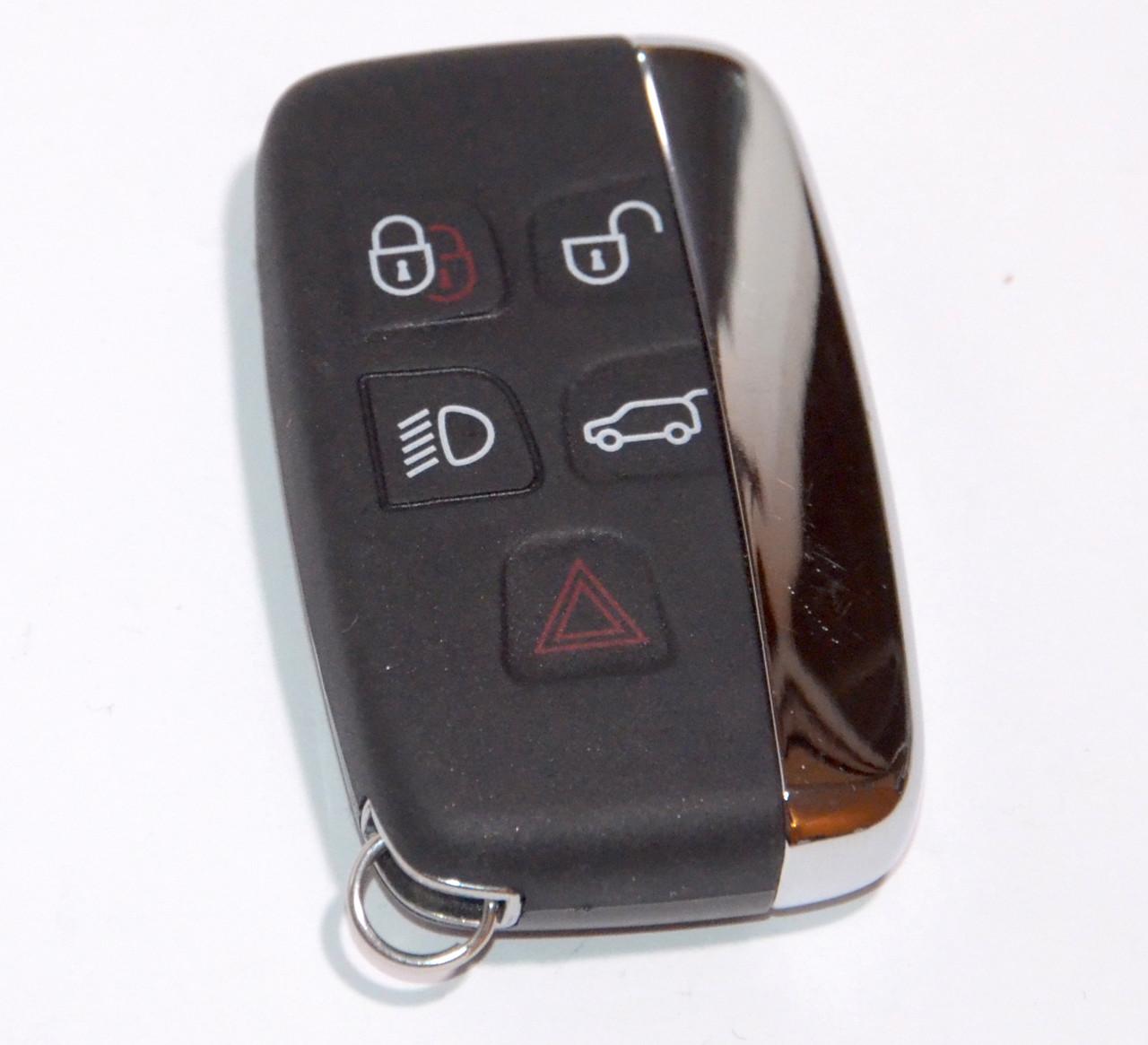 Корпус ключа Land Rover Ranger Rover Evoque Discovery Freelander Evoque