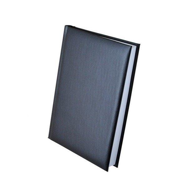 Ежедневник недатированный А5 Buromax 288 стр. чёрный EXPERT BM.2004-01