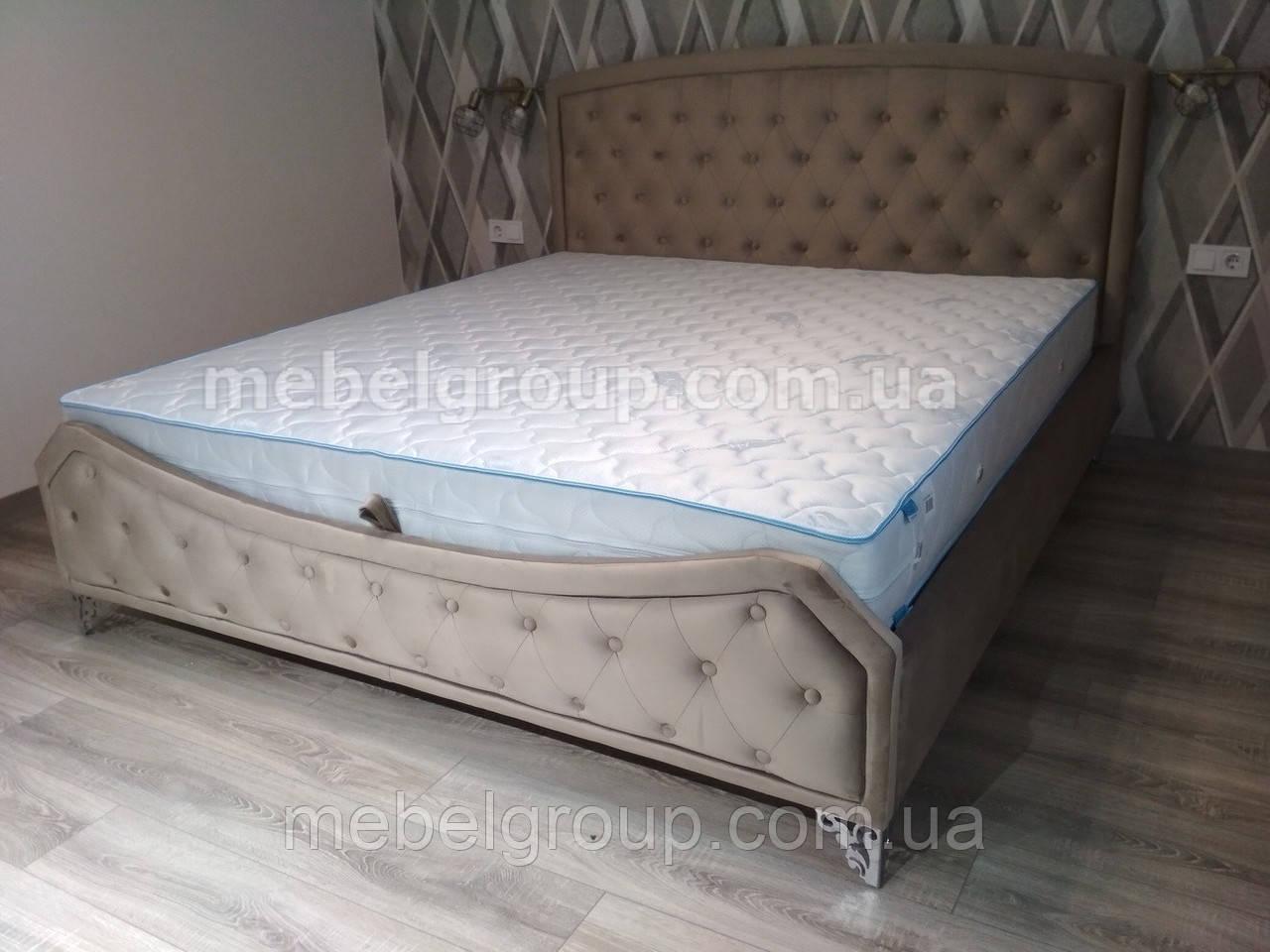 Кровать Саманта 160*200 с механизмом