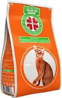 Сухой корм для кошек Клуб 4 Лапы Sensitive с чувствительным пищеварением 3кг