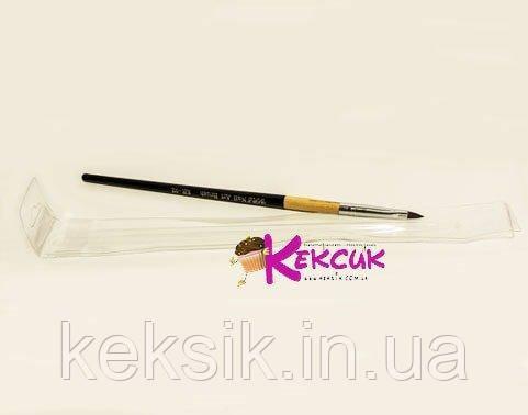 Пензлик China плоска KR №01