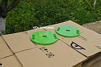 Диски стальные 2 по 10 кг - 31 или 51 мм