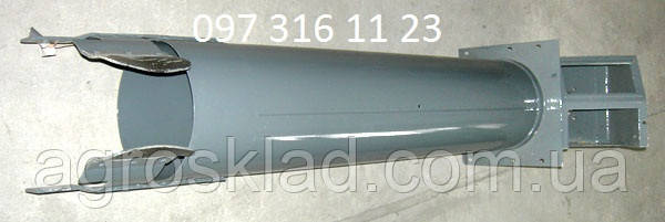 Кожух зернового шнека наклонный ДОН-1500Б, фото 2