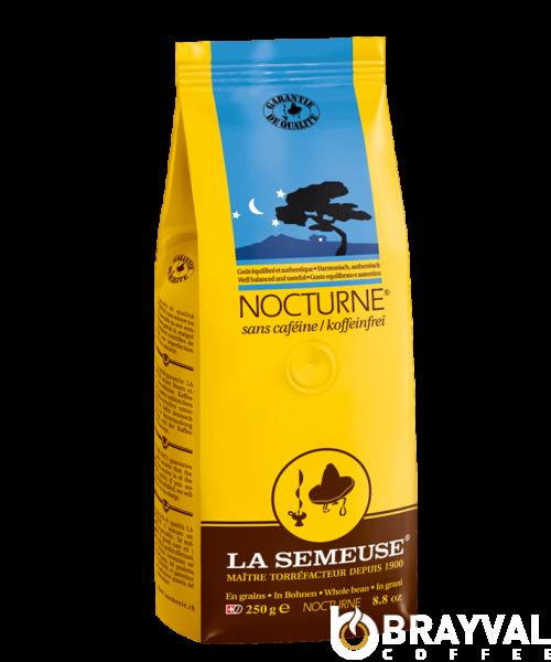 Кофе в зёрнах La semeuse Nocturne 250 г
