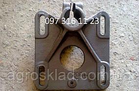 Плита нижнего вариатора жатки комбайна СК-5М Нива