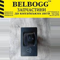 Кнопка переключатель корректора фар Б/У Chery Tiggo, Чери Тиго, Чері Тігго