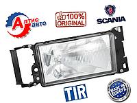 Передняя фара Scania основная 4, P,G,R,T серия оптика для автомобилей грузовиков поворотник