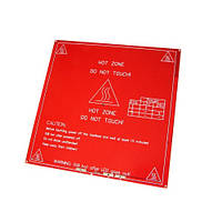 Нагревательная платформа стол кровать MK2b 12/24В для 3D-принтера id: 10.01200