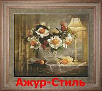 Набор для вышивки крестиком Вечерний натюрморт